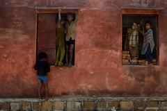 Sahariya tribe (Javed Sultan) Tags: india children village tribe madhyapradesh agraa sahariya