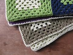 Summer blanket (terhimon) Tags: crochet blanket fo grannysquares summerblanket