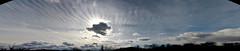 Cirrostratus undulatus radiatus (panorama) (Petr Hykš) Tags: cirrostratus undulatus radiatus clouds sky meteorology weather