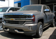 Chevrolet Silverado High Country 2017 (RL GNZLZ) Tags: chevrolet silverado v8 4x4 chevroletsilverado highcountry 2017