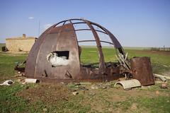 Cine-theodolite KT-50 Dome (martin.trolle) Tags: moon rocket science space astronaut cosmonaut soyuz baikonur nasa apollo military abandoned urbex nuke