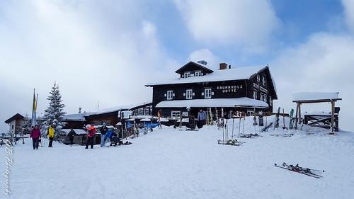 Krummholzhütte, Hauser Kaibling