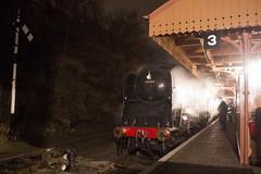 BOB no.34053 'Sir Keith Park' (alts1985) Tags: bob no34053 sir keith park bewdley severn valley railway spring steam gala svr train worcestershire shropshire 170317 180317