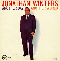 Another Day Another World (Jim Ed Blanchard) Tags: lp album record vintage cover sleeve jacket vinyl jonathan winters another day world suit brown
