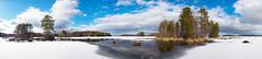 Reflections on water (talaakso) Tags: avanto finland finnishlandscape ice järvi jää kevät kukkia pirkanmaa spring terolaakso järvimaisema lake lakelandscape landscape landskap luopioinen pälkäne rocks sjö sulapaikka talaakso fi waterreflection ref heijastus