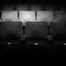 (Delay Tactics) Tags: skegness butlins abc cinema empty seats rows dark black white bw explore