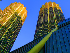 Marina City (zphanjakidze2) Tags: chicago city class coolpicture coolpictures coolest marina
