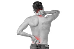 Sports injury pain towards back (lydialim3) Tags: accident ache agony back body bone care condition disorder distress fitness guy hands health holding hurt injury isolated joint lowerback male man massage medical medicine misery neck one pain painful person problem pull red reddening remedy sick single spot standing strain stress suffer suffering syndrome therapy treat treatment waist young
