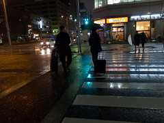 2017年4月8日 (atmo1966) Tags: digitalphotography canon canonpowershots90 nightphotography rainyday aichi nagoya