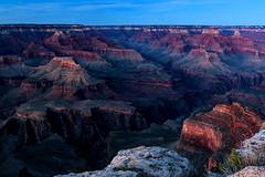 Sunset, Hopi Point, Grand Canyon (garshna) Tags: sunset grandcanyonnationalpark hopipoint landscape nationalparks