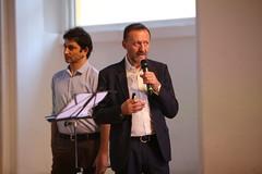 EOS_8482 Annibale d'Elia e Renato Galliano (Fondazione Giannino Bassetti) Tags: milano progetto comunedimilano maifattura politica culutra neu