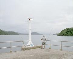 fisherman (Egg Cheung) Tags: fujifilmgf670professional 6x7 fujicolorpro400h 120 film medium hongkong