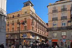 Puerta De Sol, Madrid, Spain 08/02/2017 (Gary S. Crutchley) Tags: madrid spain olympus epl1 travel puerta de sol