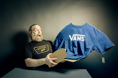 82/365 - this is my Vans t-shirt