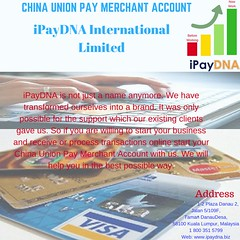 China Union Pay Merchant Account (ipaydna1) Tags: forex merchant account