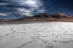 Salar de Talar (louloumoreauphotographies) Tags: chili2016 expéditionpiedrasrojas désert sel chili salt volcan montagne altitude atacama mars pierre rocher dune soleil