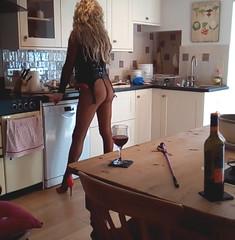 Basque 5 (Kinkette Pec) Tags: kinkette fetish erotic drag mask masker femalemasking pvc corset kinky pervert perversion highheels rubber latex nylons bodystocking fishnets crossdressing crossdresser transvestite shemale trans lgbt