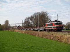 Captrain/Raillogix 1619 (jvr440) Tags: trein train spoorwegen railroad railways teuge captrain raillogix 1600 1619