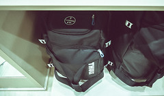 Thule Subterra travel bag collection 04 (Rodel Flordeliz) Tags: thule subterra bags bikes thulebags travelbags travellingbags luggage carryon