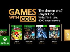 Games with Gold Xbox One May, Star Wars (sohoodgames) Tags: xbox one