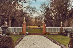 #3 (117/43) Leaving the mansion (xTexAnne) Tags: ©diannewhite nikond7200 colonial williamsburg virginia 100x10of10 100x2017
