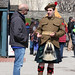 Faces of Vimy Ridge 100: In Highland gear