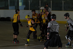 2016-06-05 Block Party Game 7_029 (Mike Trottier) Tags: blockparty canada derby lcrd lilchicagorollerderby miketrottier miketrottierrollerderbyphotography moosejaw rollerderby srdl saskatchewan saskatoon saskatoonrollerderbyleague whitewood srdlsaskatoonrollerderbyleague can