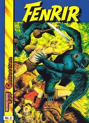 Fenrir 2 (micky the pixel) Tags: comics comic heft album fantasy sf scifi endzeit postatomicwar lehningverlag hethkeverlag sammlerausgabe hansrudiwäscher fenrir affe ape mutation
