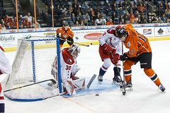 "Missouri Mavericks vs. Allen American, March 22, 2017, Silverstein Eye Centers Arena, Independence, Missouri.  Photo: © John Howe / Howe Creative Photography, all rights reserved 2017 • <a style=""font-size:0.8em;"" href=""http://www.flickr.com/photos/134016632@N02/33477079131/"" target=""_blank"">View on Flickr</a>"
