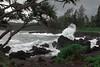 Breaking on the rocks (x376) Tags: mauihawaii roadtohana
