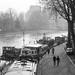Morning walk along the Seine