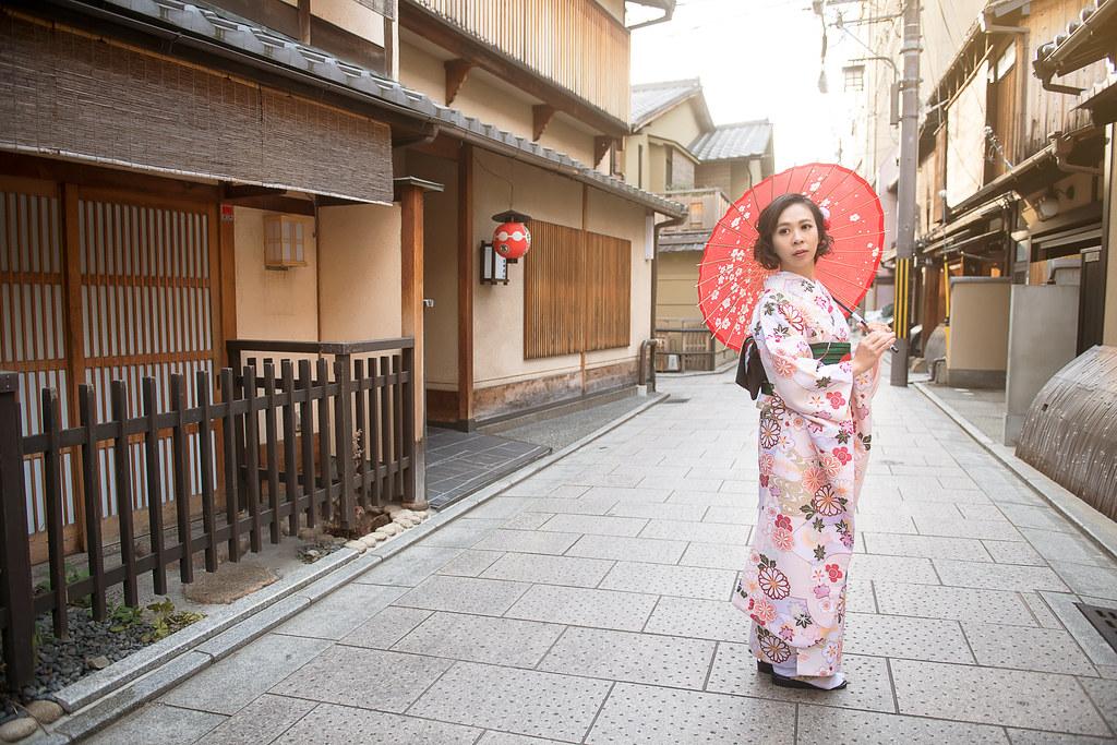 京都婚紗,和服婚紗,祗園婚紗,kyoto,Gion