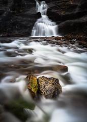 Calm amongst the Chaos (evorichie101) Tags: glencoe scotland nikon landscape water fall calm chaos hitech firecrest lee river mountains
