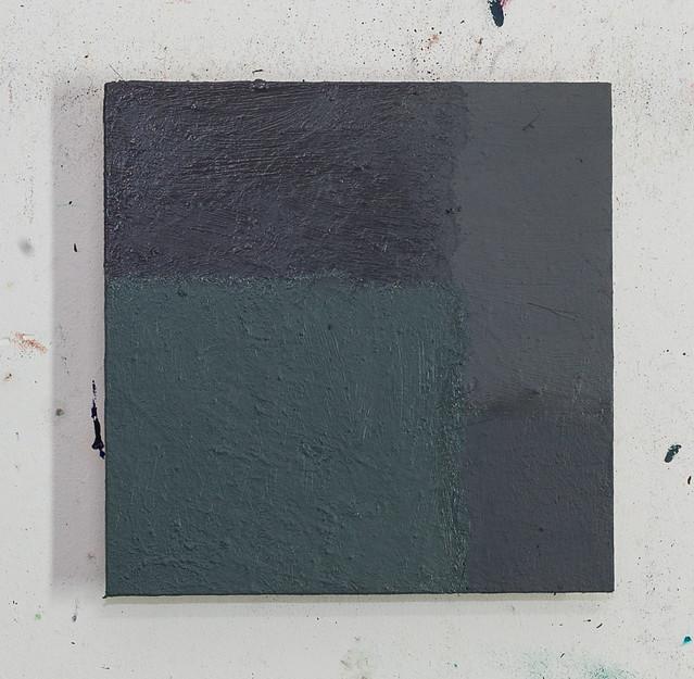 25x25cm, Eggtempera,Oil/Pigment, 2017