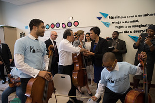 MMB@ Turnaround Arts Program Partnership w- the John F. Kennedy Center w-Yo-Yo Ma.02-07-2017.Khalid.Naji-Allah (6 of 90)