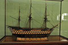 DSC_1392 (Martin Hronský) Tags: martinhronsky paris france museum nikon d300 summer 2011 trp military ships wooden decak geotagged