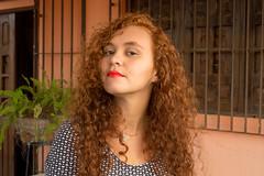 (igorduane) Tags: woman hair curled rufous mulher garota cachos ruiva pretty