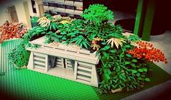 Bunker Endor 2017 (-JV-) Tags: lego endor moc creation bunker star wars battle vegetation