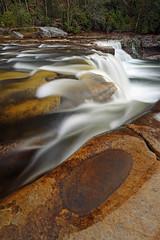 High Falls: Streaming water (Shahid Durrani) Tags: high falls monongahela national forest cheat river west virginia