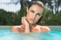 marion-6 (Christophe.fath) Tags: lumierenaturelle swimm maillot sun beach