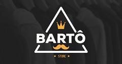 🔥 Logotipo Bartô Store - Vestuário e Acessórios para o Público Masculino (Criando Logo) Tags: logo logotipo logomarca criandologo store