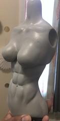 Buffy updates (chalyss) Tags: sicktress muscularwoman mirodoll handmade bjd