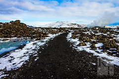 Bucket List: Blue Lagoon (rachel15fuller) Tags: nature landscape snow travel iceland mountain clouds countryside view blue lagoon photography rocky world scenic adventure natural rural weather explore seasons volcanic exploration planet earth bucket list