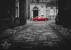GT6 (SimonTHGolfer) Tags: triumph gt6 red coloursplash colorsplash colourpop colorpop car auto street uk british automotive nikon simontalbothurnphotography