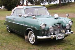HCT 961 (ambodavenz) Tags: ford zephyr zodiac classic car timaru south canterbury new zealand