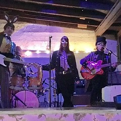 This photo is a little better lit @thequarrybisbee #lastnight #aliceinwonderland #festival #arizona #bisbee a #psychedelic #fantastic #event #musicismylife #indiemusic hanging with #greatpeople #allheart