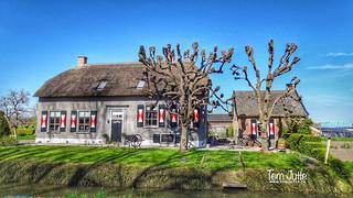 Rentmeesterswoning, Langbroek, Netherlands - 3472