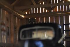 Interior da garagem de madeira (Giovani Gabriel) Tags: wood pickup ford garage diorama