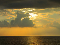 Sky and Clouds (shaire productions) Tags: sky image heavens picture photo photograph clouds cloudy nature heanvens sun sunny sunset sunrise water sea ocean cuba marine marina imagery