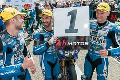 40e édition des 24 heures du Mans motos. (foobiker92) Tags: arrivéeetpodium carlos checa mike di meglio niccolò canepa gmt94 24 heures du mans motos